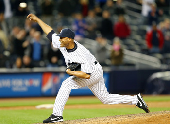 Mariano Rivera has anchored the Yankees bullpen in what will be his final season.