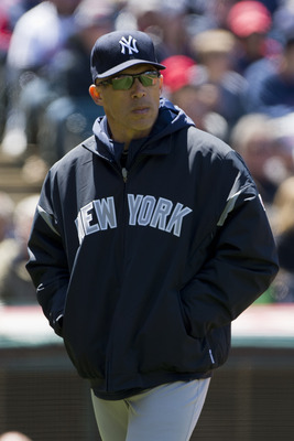 Joe Girardi has his eyes set on another World Series title.