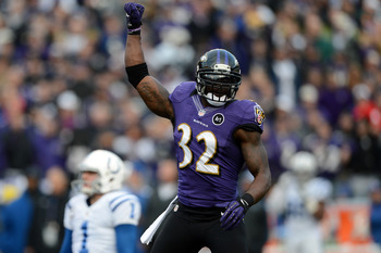 James Ihedigbo was initially thought to be the starter at strong safety prior to the Ravens drafting Matt Elam.
