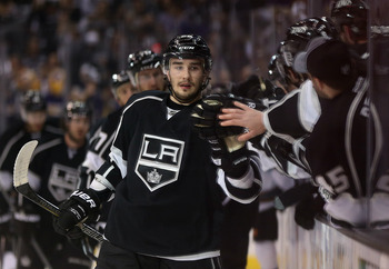 Slava Voynov is quickly becoming an elite defenseman.