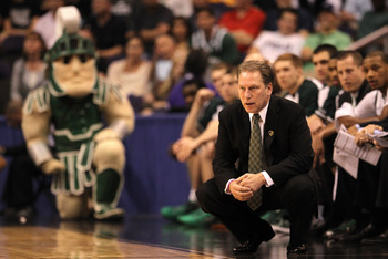 Tom Izzo knows how to manage talent and has a top-five talent entering 2013-14.