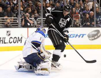 Kopitar can be a huge factor for LA.