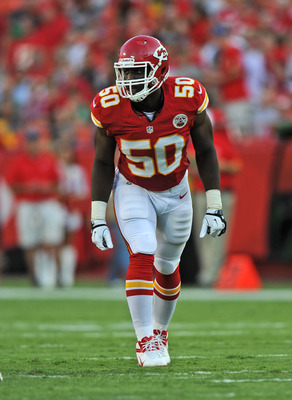 Justin Houston has become a terrific 3-4 outside linebacker.