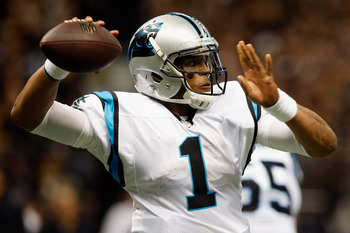 Cam Newton remains one of the NFL's premier scoring machines.