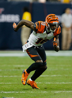 A.J. Green is destroying NFL defenses.