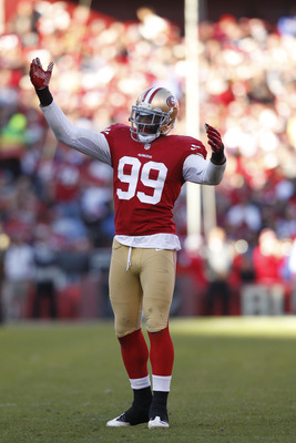 Aldon Smith has a lot to prove in 2013.