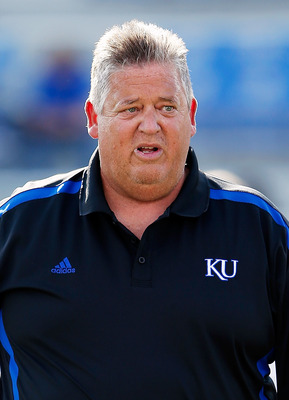 Charlie Weis will be in his second year at KU.