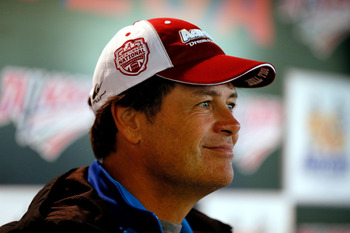 Michael Waltrip has to smile at the memory of the 1996 race.