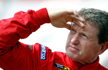 Bill Elliott still gets a headache thinking about how the late Dale Earnhardt beat him in the 1987 race.