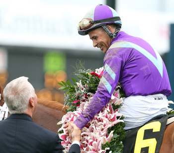 Mike Smith will ride Will Take Charge