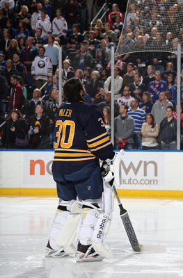Will the Sabres move Ryan Miller as part of their rebuilding process?