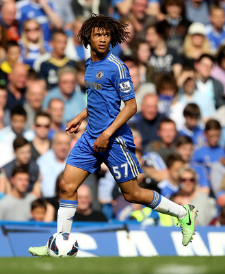 Nathan Ake was voted Chelsea's Young Player of the Year this season.