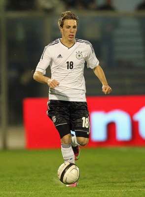 Patrick Herrmann will be an instrumental part of Germany's success.
