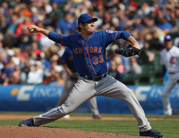 Harvey's performance has been about the only bright spot for the Mets.