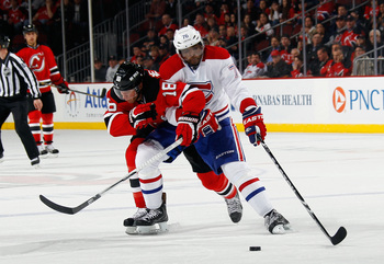 P.K. Subban led Montreal with 31 minutes in penalties.