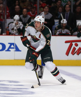 Ryan Suter failed to spark the Wild power play.
