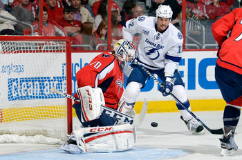 Ryan Malone has struggled with the Lightning. Could he be moved this offseason?