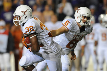 Will Johnathan Gray be Texas' first 1,000-yard rusher since Jamaal Charles in 2007?