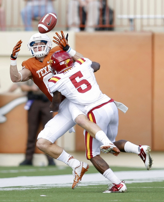 Shipley's hands and route-running prowess are second to none on this Longhorns squad.