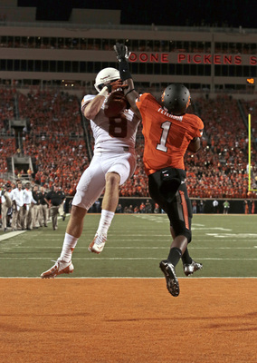 Shipley's hands, feet and concentration make him Texas' best option in the red zone.