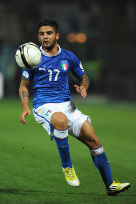 With Cavani's potential departure, Insigne is going to have to shoulder more of a load at the club level.  Will it help him when he wears the blue?