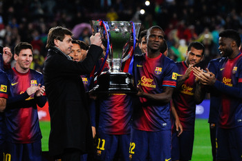 Is Tito well enough to guide Barcelona through next season's campaign?