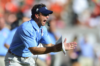 Larry Fedora wants his UNC team to win its first ACC title, too.