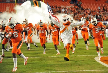 Miami will once again emerge from the smoke to face the Hokies.