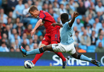 Toure: A target for Liverpool