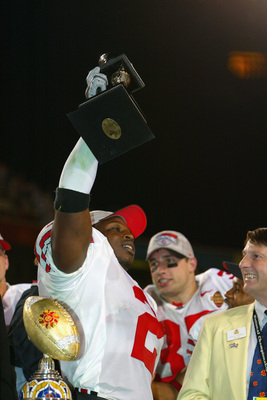 Mike Doss returned for his senior season to win a national championship.
