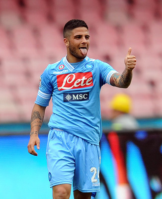 Lorenzo Insigne is a special player