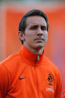 Luuk De Jong is a star on the Netherlands team.