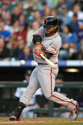 Brandon Crawford is maturing as a hitter.