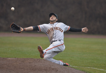 Gregor Blanco is an outstanding defensive player.