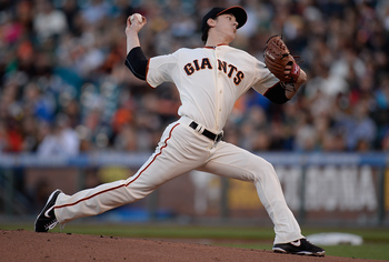 Tim Lincecum has pitched marginally better than in 2012.