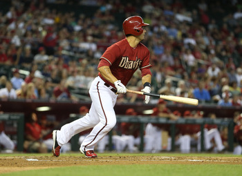 Eric Chavez has been outstanding in a limited role with the Arizona Diamondbacks.