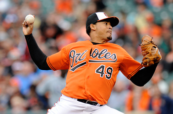 Jair Jurrjens is one offseason acquisition who hasn't provided much help for the Orioles.