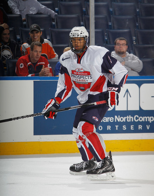 Seth Jones was the No. 1-rated prospect. Could he fall to No. 3?