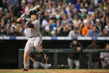 Buster Posey will lead the Giants in the playoff chase.