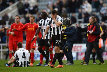 Oh my! Liverpool waltzed by Newcastle United, 6-0.