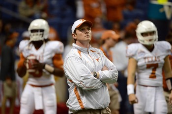 Major Applewhite's offensive system plays into Ash's strengths.