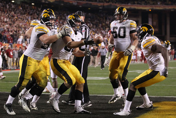 Iowa returns to bowl season in 2013