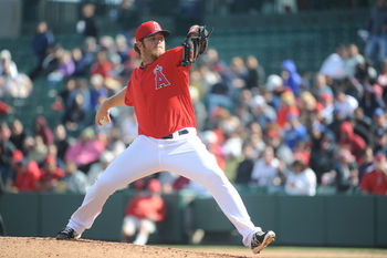 Former Angels reliever Bobby Cassevah was a 34th-round pick back in 2004.
