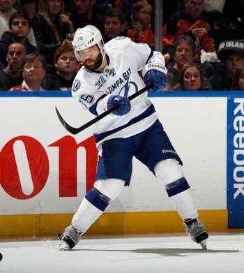 Radko Gudas is one of the most physical players on the team, but the Bolts need more physicality to survive the new division.