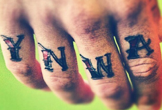 Daniel Agger inked his...