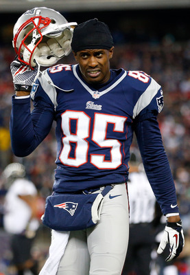 Brandon Lloyd had a successful 2012 season in New England.