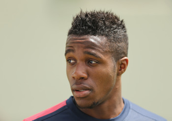 Manchester United's Zaha, Le Tissier says, has the same tendencies as a young Ryan Giggs