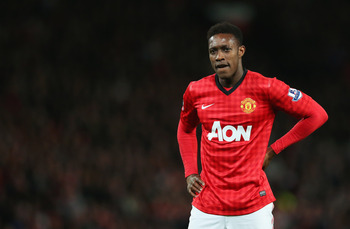 Manchester United's Danny Welbeck: Deserving of his England spot?