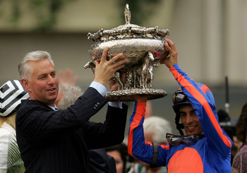 Pletcher earned his second Belmont Stakes victory after a 2007 win with Rags to Riches.