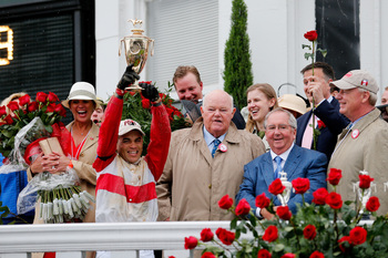 Joel Rosario achieved every rider's dream in the Kentucky Derby.